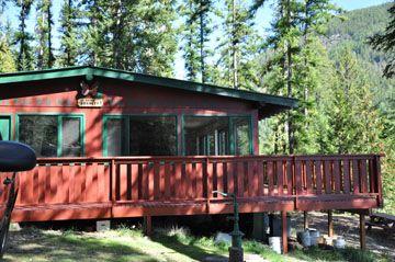 Camp Bonnett lodge