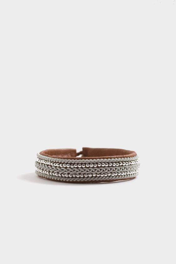 Maria Rudman BS Tan Bracelet  https://www.envoyofbelfast.com/shop/571/maria-rudman/bs-tan-bracelet