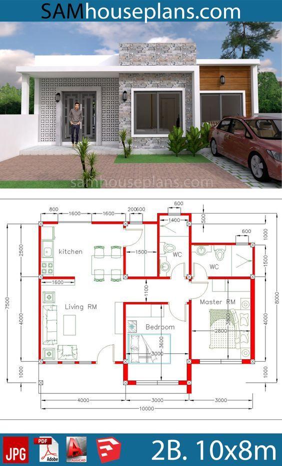 Planos De Casas Con Medidas Exactas Planos Para Casas De Un Piso Planos De Casas 2 Pisos Pl Planos De Casas Planos De Casas Medidas Planos De Casas Modernas
