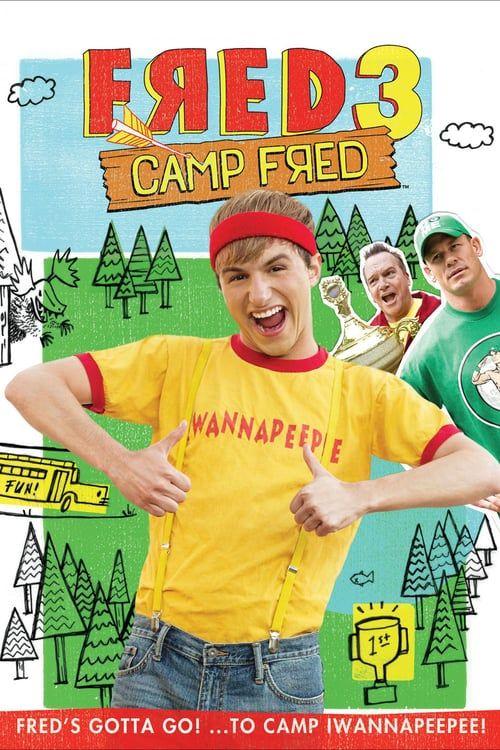 Fred 3 Camp Fred Pelicula Completa Español Latino Gratis En Línea Lucas Cruikshank Fred The Movie Fred