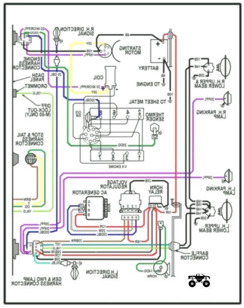 10 1964 Chevy Truck Wiring Diagram Truck Diagram Wiringg Net 1963 Chevy Truck Chevy Trucks 1966 Chevy Truck