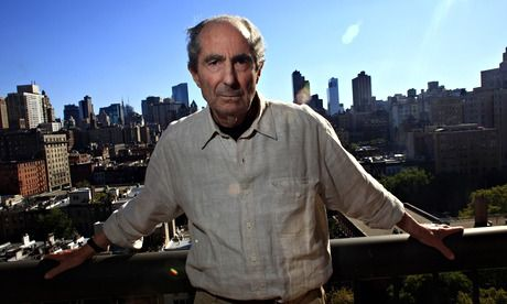 Philip Roth insists 'I have no desire to write fiction'