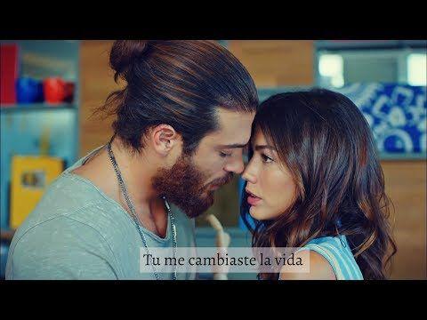 Sanem Can Tu Me Cambiaste La Vida Youtube Videos Musicales Historias De Amor Celebridades