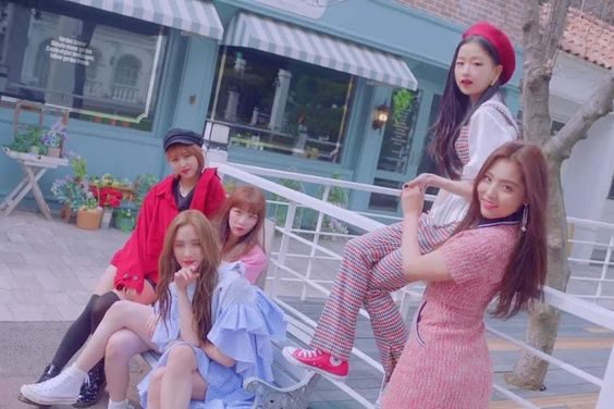 Watch: New Girl Group BVNDIT Gears Up For April Debut With Colorful Prologue Clip