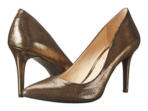 Jessica Simpson Lory Gold Dusty Metallic - Zappos.com Free Shipping BOTH Ways