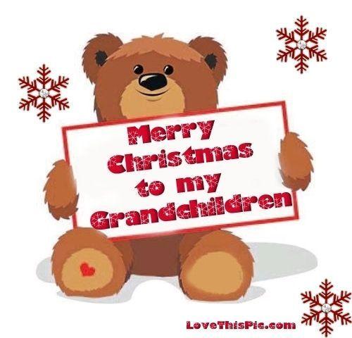 grandkids sayings christmas   ... christmas xmas merry christmas grandchildren christmas quotes