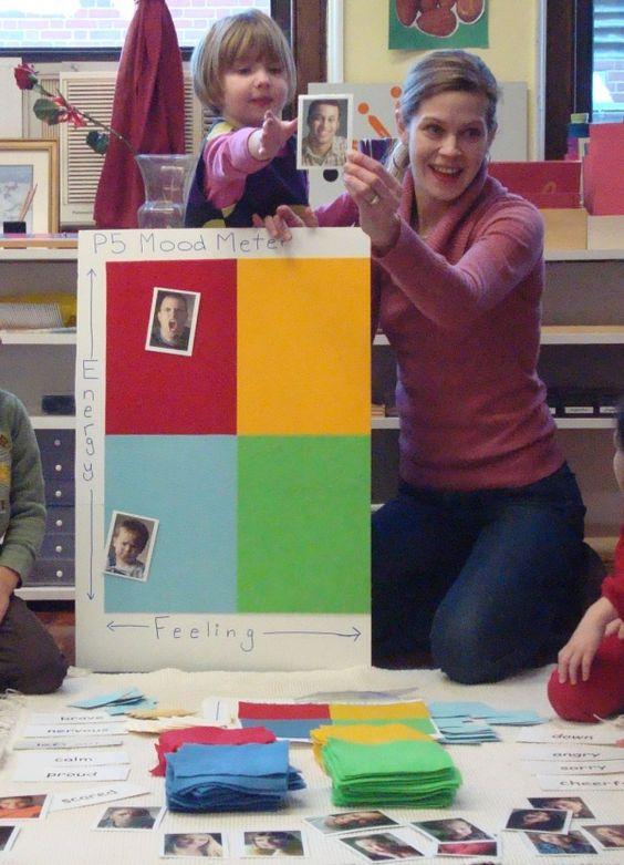 RULER program for emotional literacy training for schools