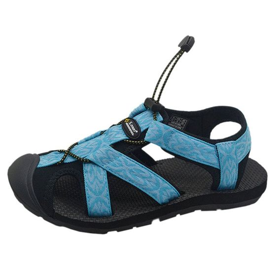 5.men Women's Outdoor Hiking Sport Sandals Closed-Toe Water Shoes ...