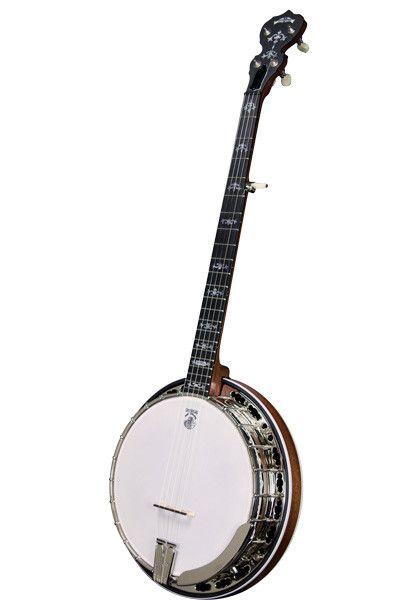 Left Handed Deering Sierra 5-String Banjo (Mahogany)
