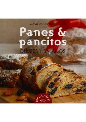 Caratula de Panes & Pancitos: Dulces Y Salados