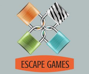 Escape Game rooms are now all over the world. You have to solve puzzles together with the others in a room to get out.