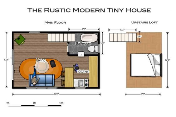 """Haus in Portland, Vereinigte Staaten. Seen on the TV show """"Tiny House Nation"""", CNN, and the NY Post, the 350 sq ft Rustic Modern Tiny House was designed and built by us, your friendly AirBNB hosts. Guest call it """"completely charming"""" and """"the perfect urban getaway"""".  Welcome! M+J  For..."""