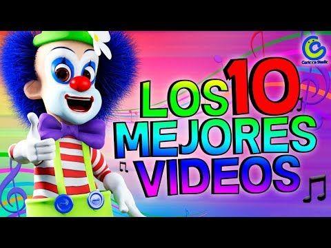 Vídeos Infantiles Para Niños Canciones Infantiles Para Niños Música Para Niños Vídeos Para Ni Canciones Infantiles Niños Musica Musica Infantil Para Bailar