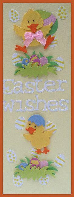 Handmade Easter card: Aileen S Easter, Easter Cards, Easter Crafts, Handmade Easter