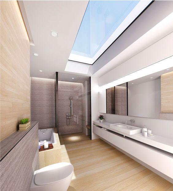 how much are interior designers - Light bathroom, Bureaus and Interior design on Pinterest