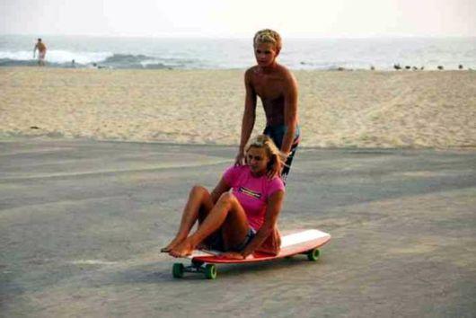 HamBoards Skateboard Surfing Fun