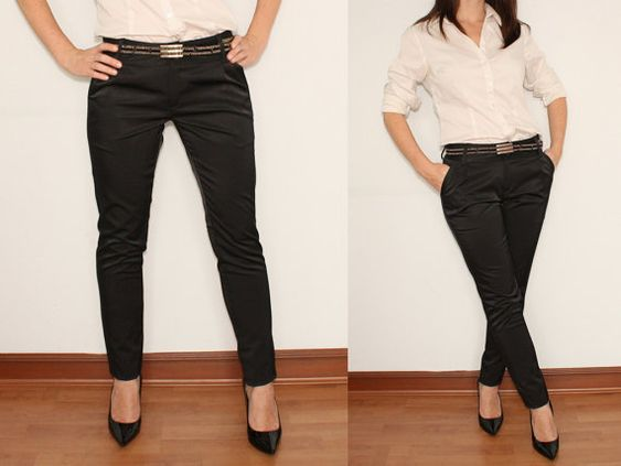 office pants for women - Pi Pants