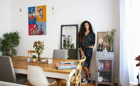 Maty, créatrice de MATY COLLAGE ART, Impatiente, inspirée et passionnée