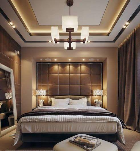 معلم جبس ديكور بالرياض Bedroom Decor Inspiration Bedroom Interior Luxury Interior