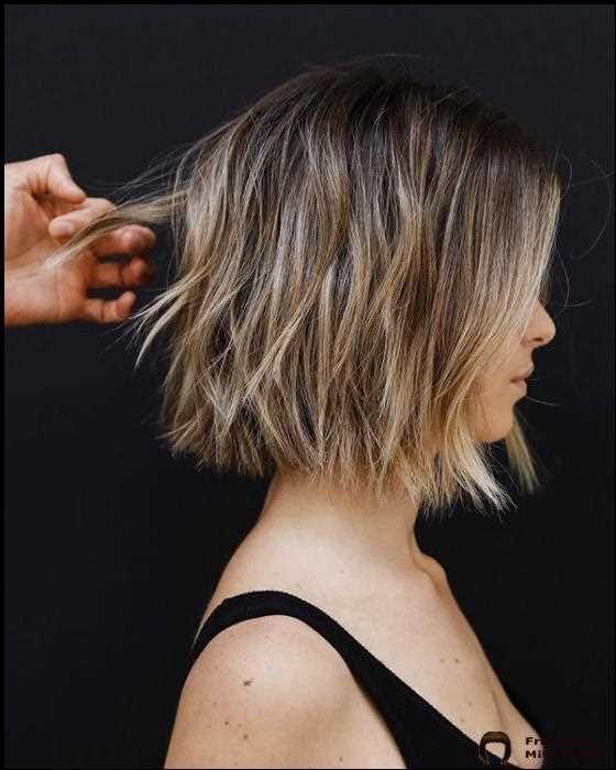 Stufenschnitt Frisuren 2021