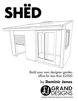 shedworking shd build your own designer garden office for less than 2500 build your own office