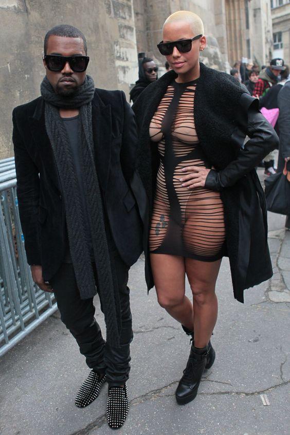 Amber Rose Fires Back At Kanye West - Antonio de Moraes Barros Filho/WireImage