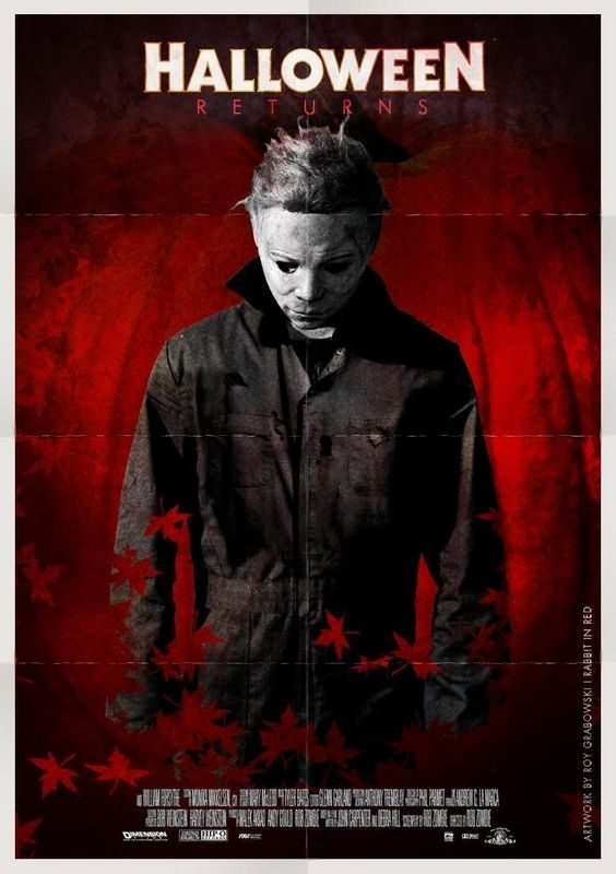 Halloween Returns Halloween Film Best Horror Movies Halloween Movies