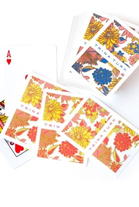 Trina Turk Playing Cards