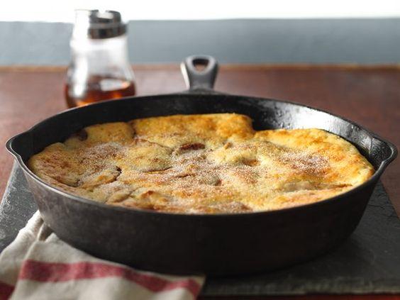 Apple Oven Pancake-so easy to make