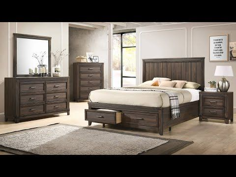 Double Bed Set Design With Price In Pakistan Malik Furniture Youtube Bedroom Sets Queen Bedroom Furniture Sets Furniture