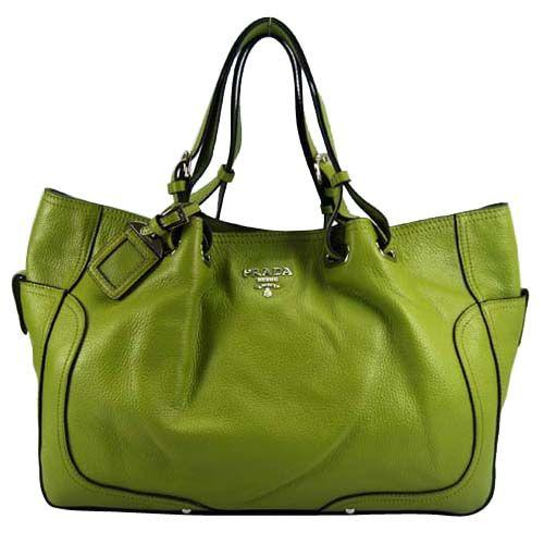 pranda bag - Chartreuse Prada bag,cheap prada handbags china ,cheap wholesale ...
