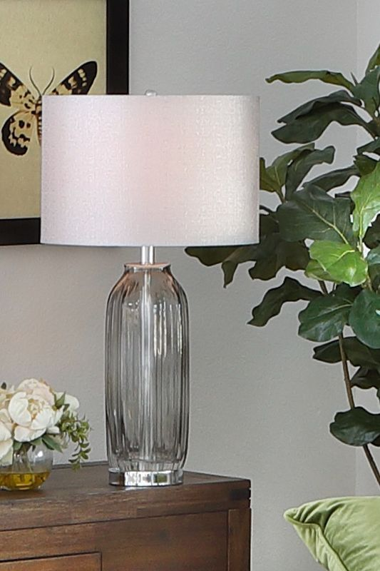 Grace Glass Table Lamp Glass Table Lamp Glass Table Table Lamp