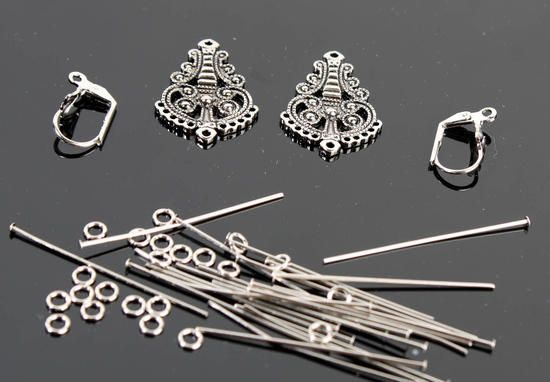Chandelier Earring Kit - Makes 1 Pair