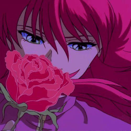 ♡ Kurama • Yu Yu Hakusho ♡   Aesthetic anime, Old anime, Anime icons