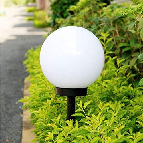 Lampe Boule Exterieure Solairerameng Lampe Solaire Jardin Etanche Lumieres Solaires De Pelouse En 2020 Luminaire Exterieur Luminaire Exterieur Solaire Lampes Solaires