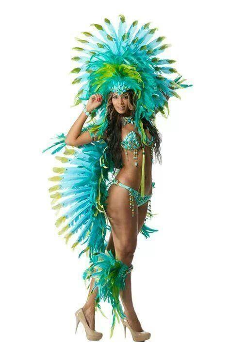 Carnaval Chegó, Sexualidad, Bailarinas, Tocados, Trajes, Trinidadandtobago Carnaval, Carnaval De Trinidad, Carnaval Del Carnaval, Pluma Del Carnaval