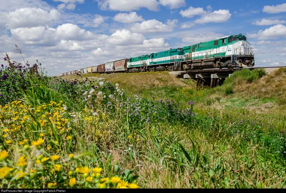 RailPictures.Net Photo: GWRS 2001 Great Western Railway MLW M420 at Aneroid, Saskatchewan, Canada by Patrick Phelan