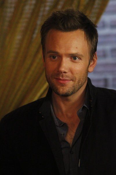 "Joel McHale - Community. ""The guy more handsome than the guy who's famous for being handsome"""