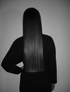 Long Straight Hair Tumblr
