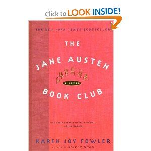 The Jane Austen Book Club: A Novel: Karen Joy Fowler: 9780452286535: Amazon.com: Books