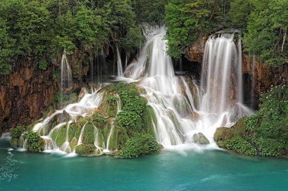 Waterfalls Most Beautiful World