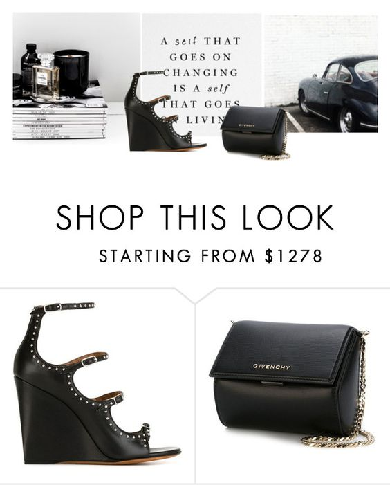 """living"" by jofrebcn ❤ liked on Polyvore featuring Les Petites... and Givenchy"