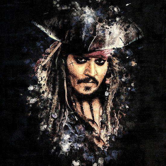 Captain Jack Sparrow Captain Jack Sparrow Sparrow Art Jack Sparrow Wallpaper