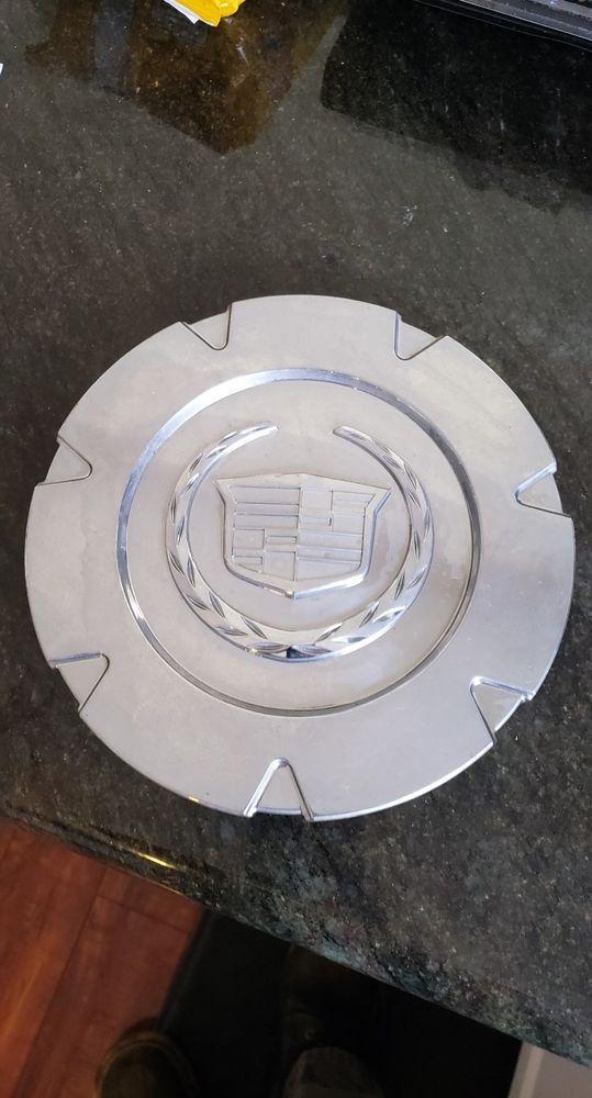 2003-2006 Cadillac ESCALADE ESV EXT Chrome Wheel Hub Center Cap
