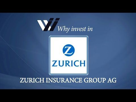 Zurich Insurance Group Ag Why Invest In Youtube