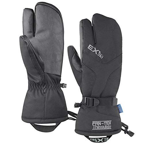 Youngstown Gloves Extreme Cold Weather Gloves Waterproof Gauntlet Xt Insulated Winter Glove With Sportwoo Best Winter Gloves Gloves Winter Cold Weather Gear