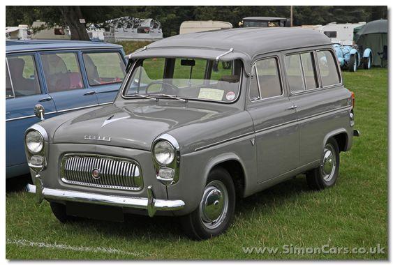 1958 Ford Squire 100E