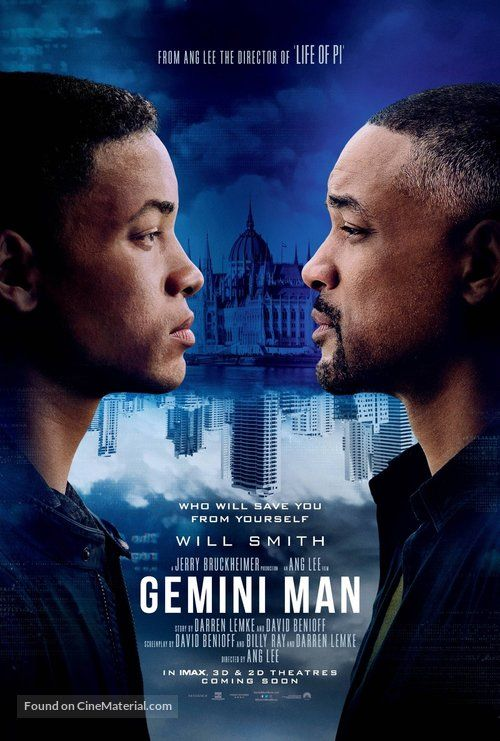 Gemini Man Movie Review Gemini Man Man Movies Gemini