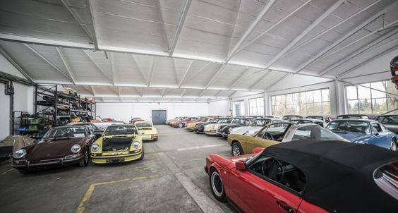 Only Porsche has more Porsches – Manfred Hering's passion for early 911s | Classic Driver Magazine