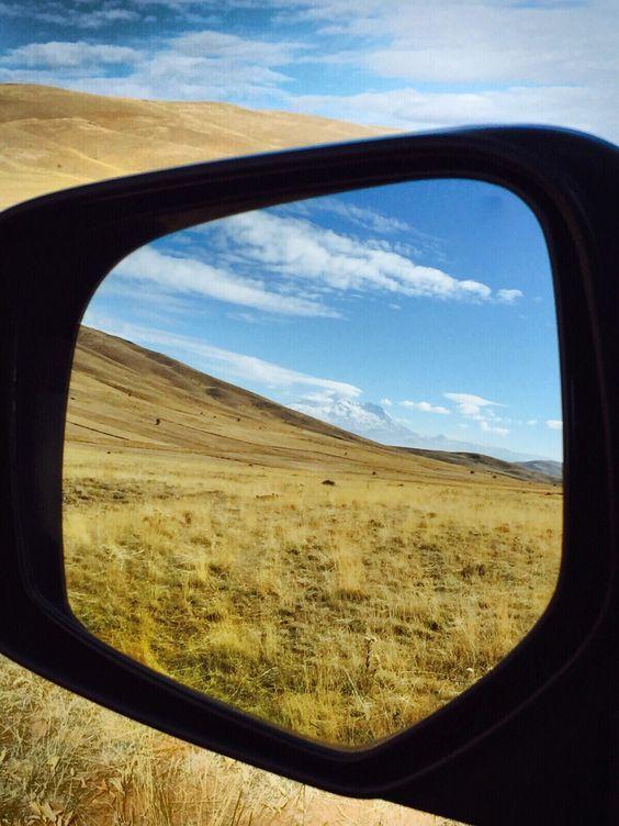 #stratovolcanos, #mirrorimage